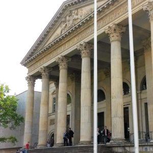 Der Niedersächsische Landtag in Hannover.