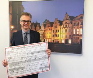"Kalender ""Osnabrücker Jahreszeiten"""
