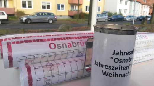 Die gesammelten Spendengelder gingen an die Weihnachtsaktion der Osnabrücker Nachrichten.