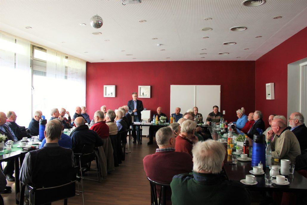 Die Veranstaltung bei der TSG Burg Gretesch war gut besucht.