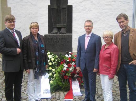 Gedenkveranstaltung am 20. Juli 2012