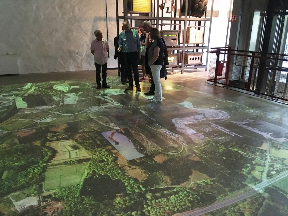 """Interaktives Angebot des Museums im Rahmen der Ausstellung """"Eltern spielen mit ihren Kindern"""""""