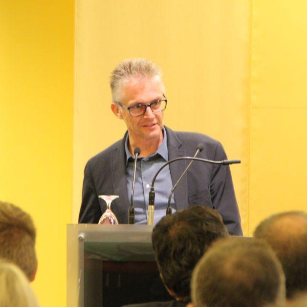 Frank Henning bei der Betriebs- und Personalrätekonferenz 2019