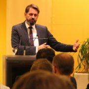 Olaf Lies, MdL, Minister für Umwelt, Energie, Bauen und Klimaschutz