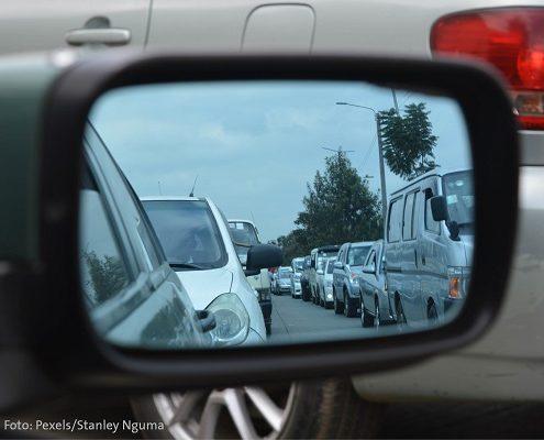 Symbolfoto Verkehr