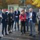 Der Einladung zum Besuch des Campus Hannover im Wahlkreis vom Landtagsabgeordneten Rüdiger Kauroff folgten die Vorsitzende des Wirtschaftsausschusses MdL Sabine Tippelt, der SPD-Sprecher für den Wirtschaftsausschuss MdL Stefan Klein, MdL Frank Henning, MdL Matthias Arends, MdL Thordies Hanisch sowie eine Referentin der SPD-Landtagsfraktion.